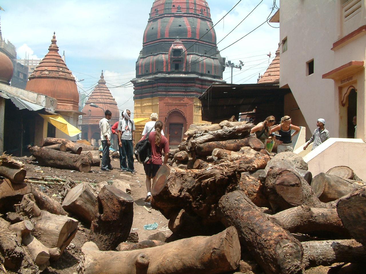 25 juli 2005 Varanassi