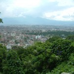 3 augustus 2005 Kathmandu