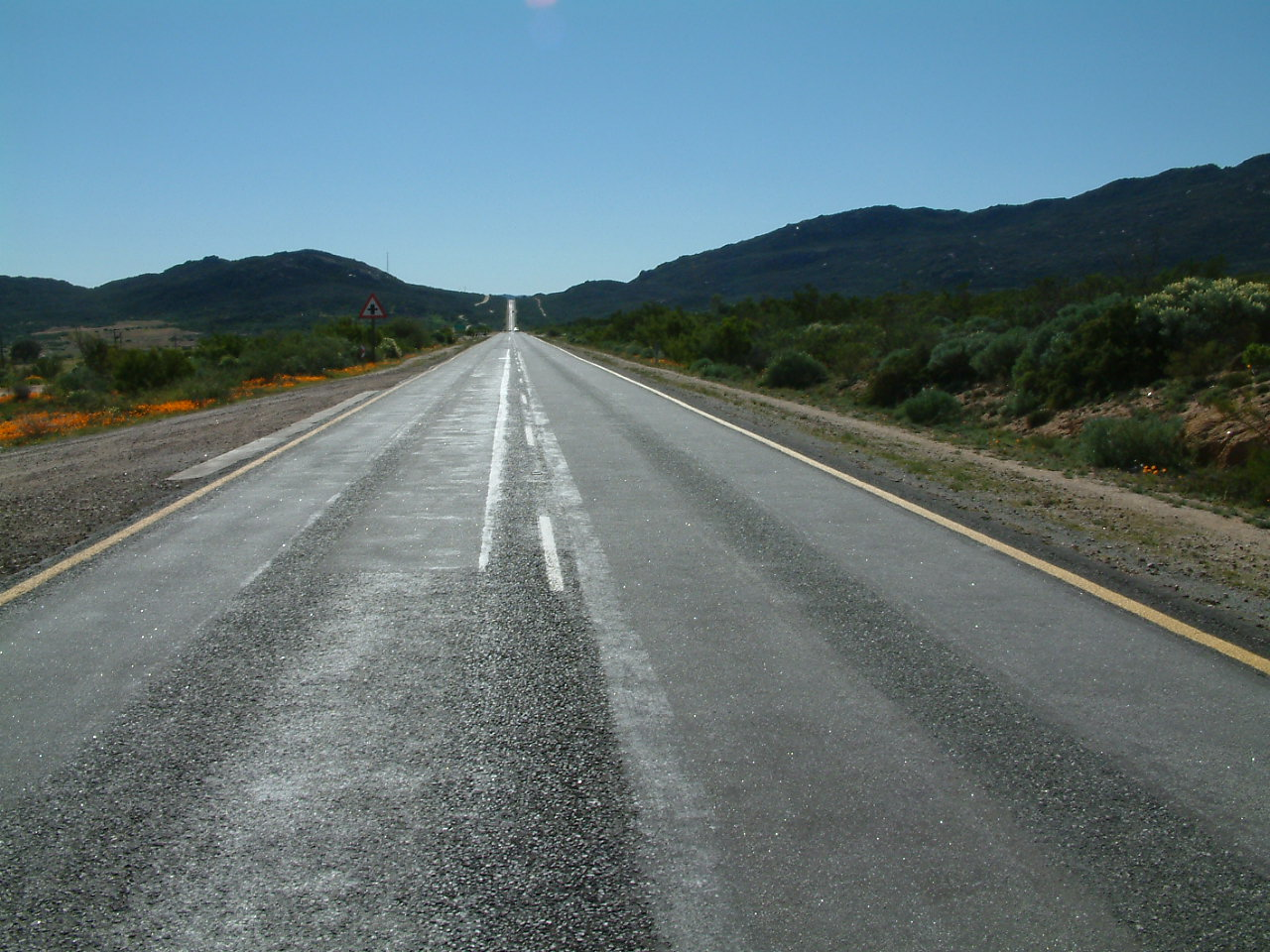 18 juli 2006 Lambertsbaai – Oranjerivier