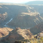 19 juli 2006 Oranjerivier – Fish River Canyon