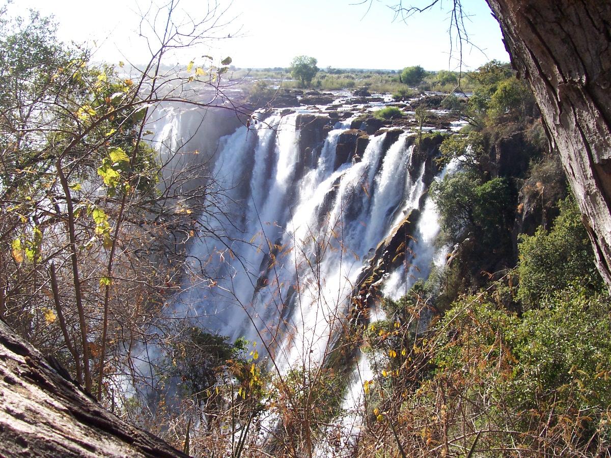 3 augustus 2006 Chobe NP – Livingstone