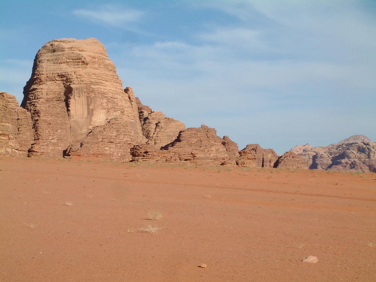 2 mei 2008 Petra – Wadi Rum