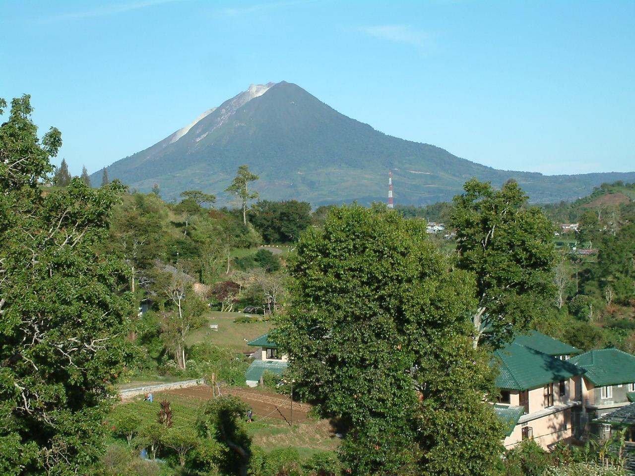 12 juli 2008 Berastagi – Samosir