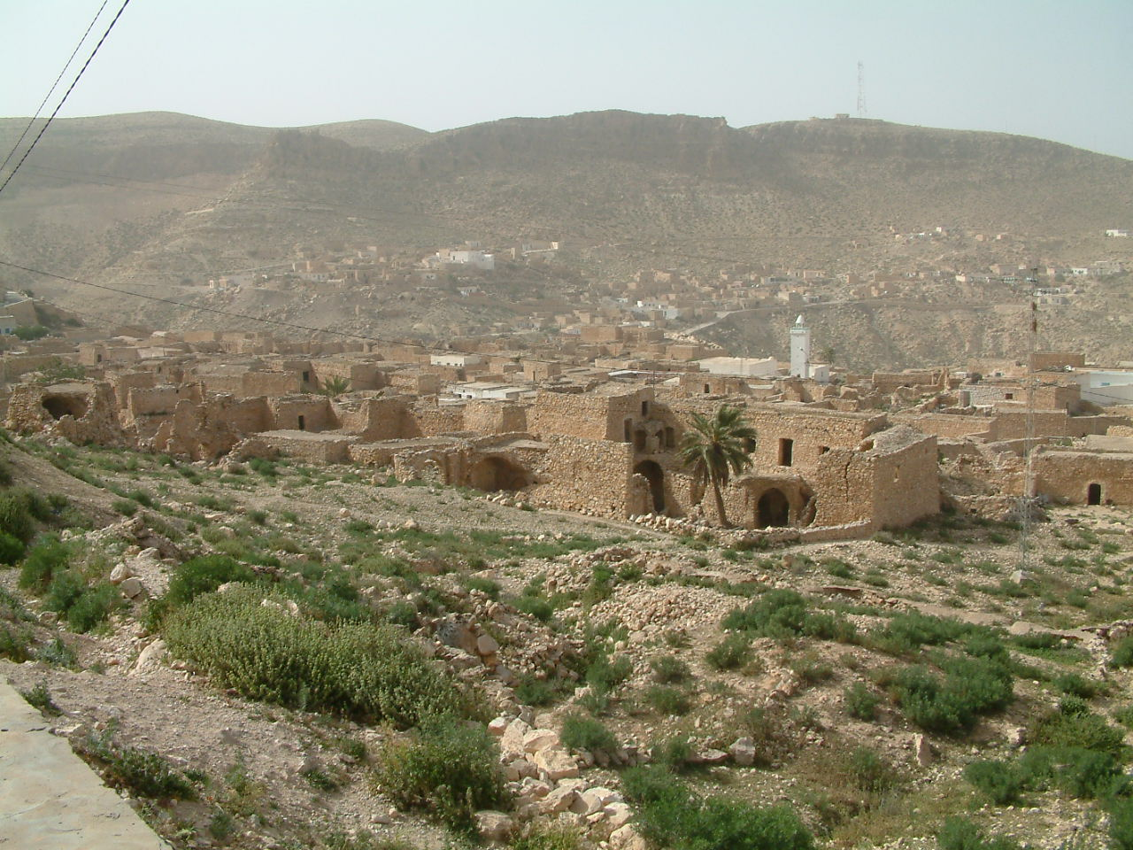 27 april 2008 Zammour – Matmata
