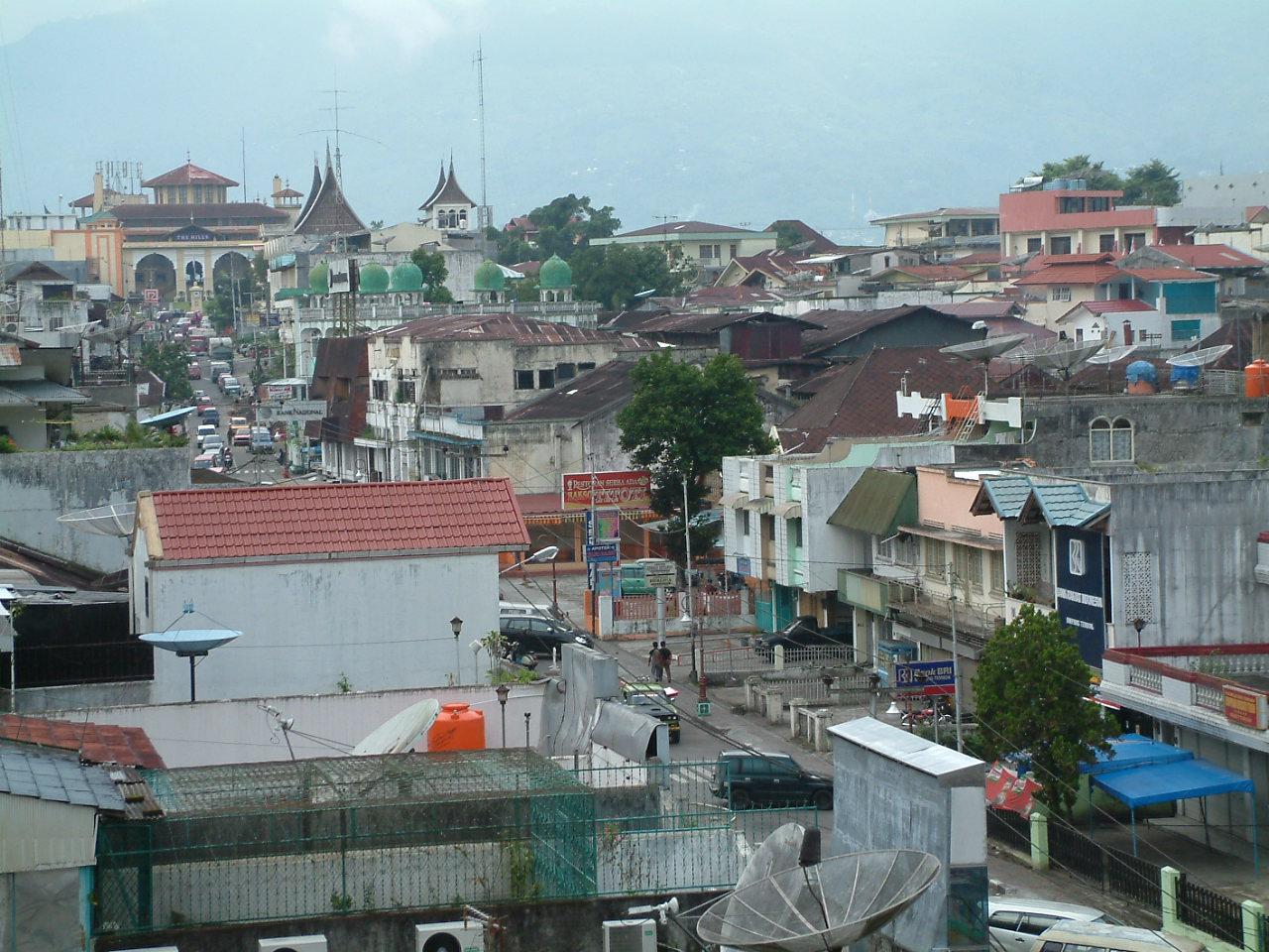 17 juli 2008 Bukittinggi