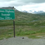 23 juli 2007 Haines – Haines Junction