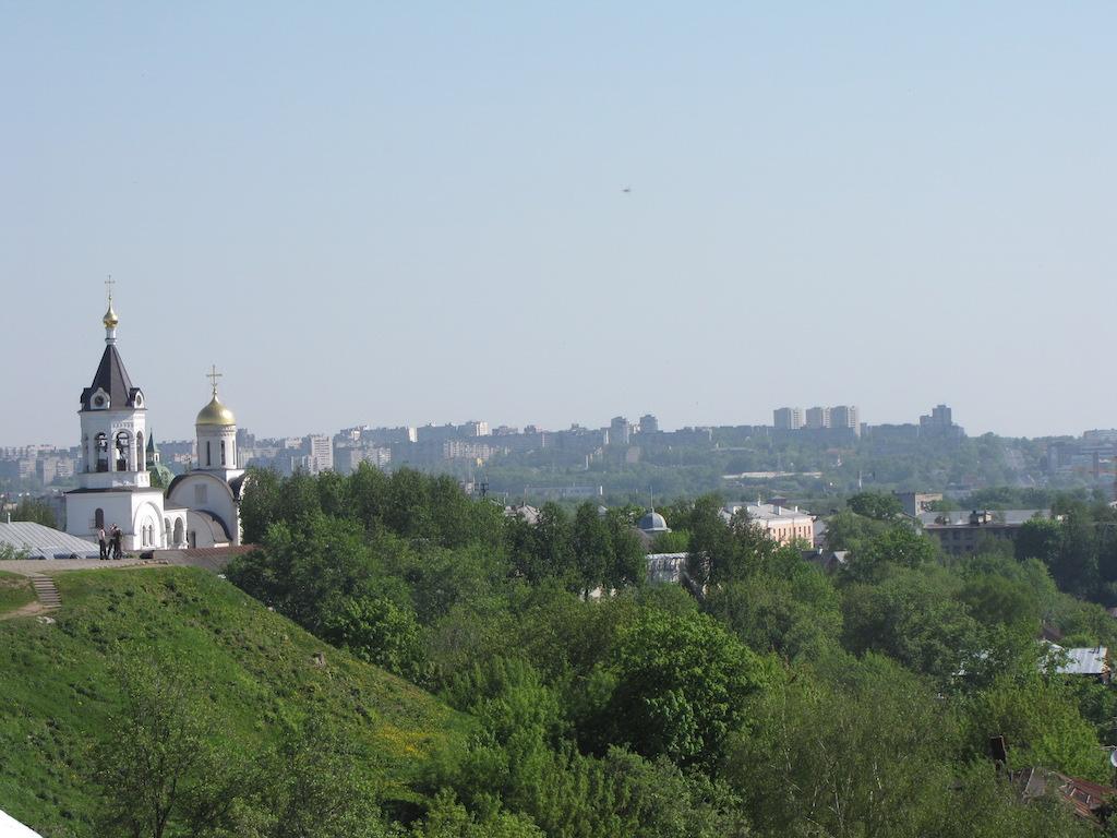 12 mei 2010 Soezdal – Moskou