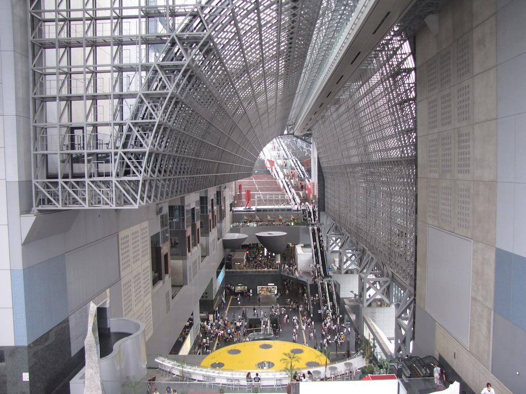 14 augustus 2010 Kyoto
