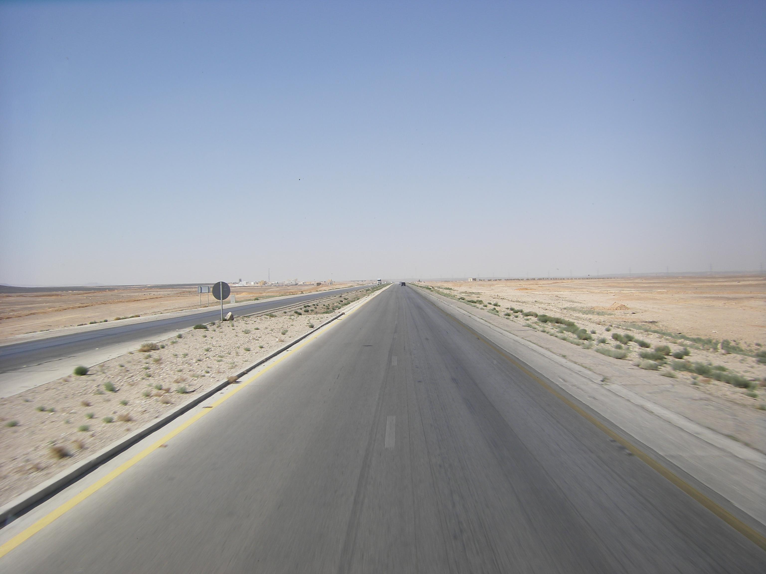6 mei 2008 Aqaba – Madaba
