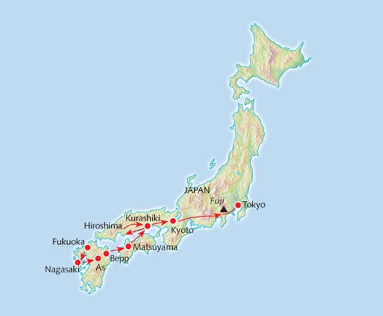 japanroute