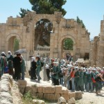 28 april 2008 Jerash – Madaba