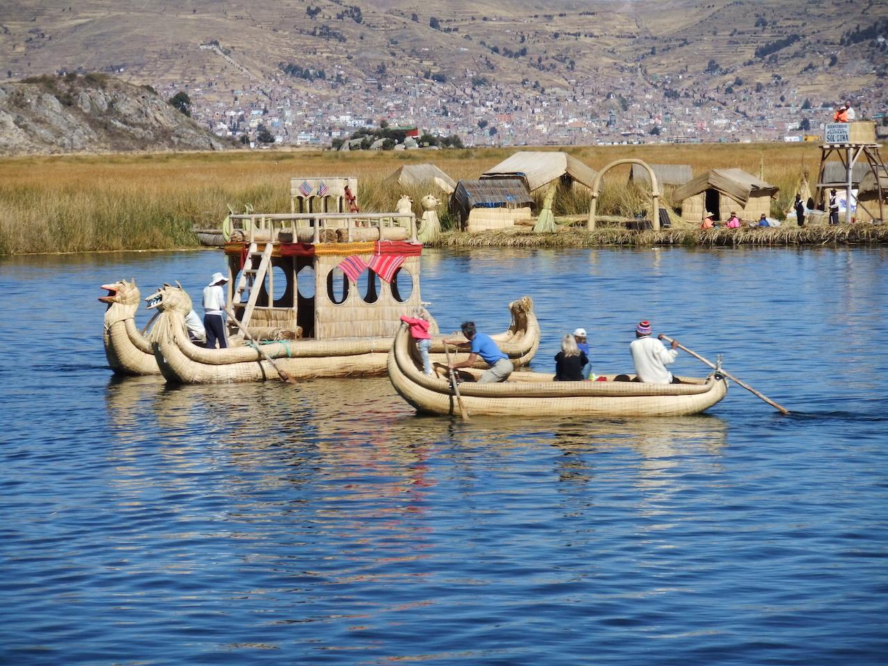 24 juli 2011 Puno – La Paz (3600m)