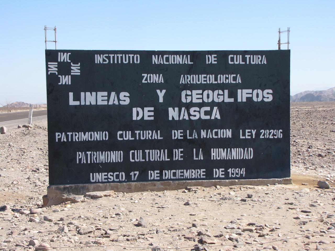 18 juli 2011 Ica – Nazca (600m)