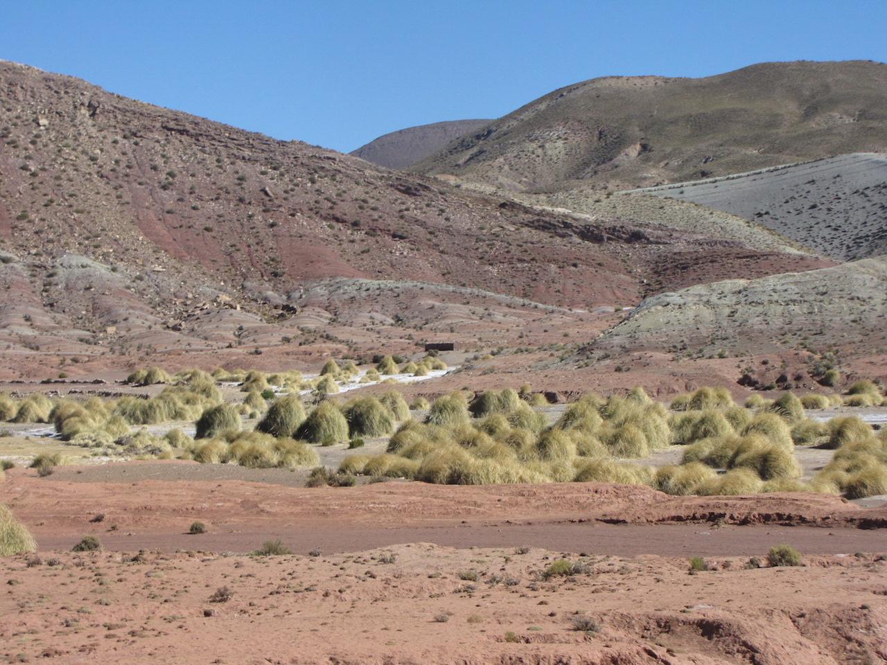 28 juli 2011 Uyuni – Potosi (4090m)