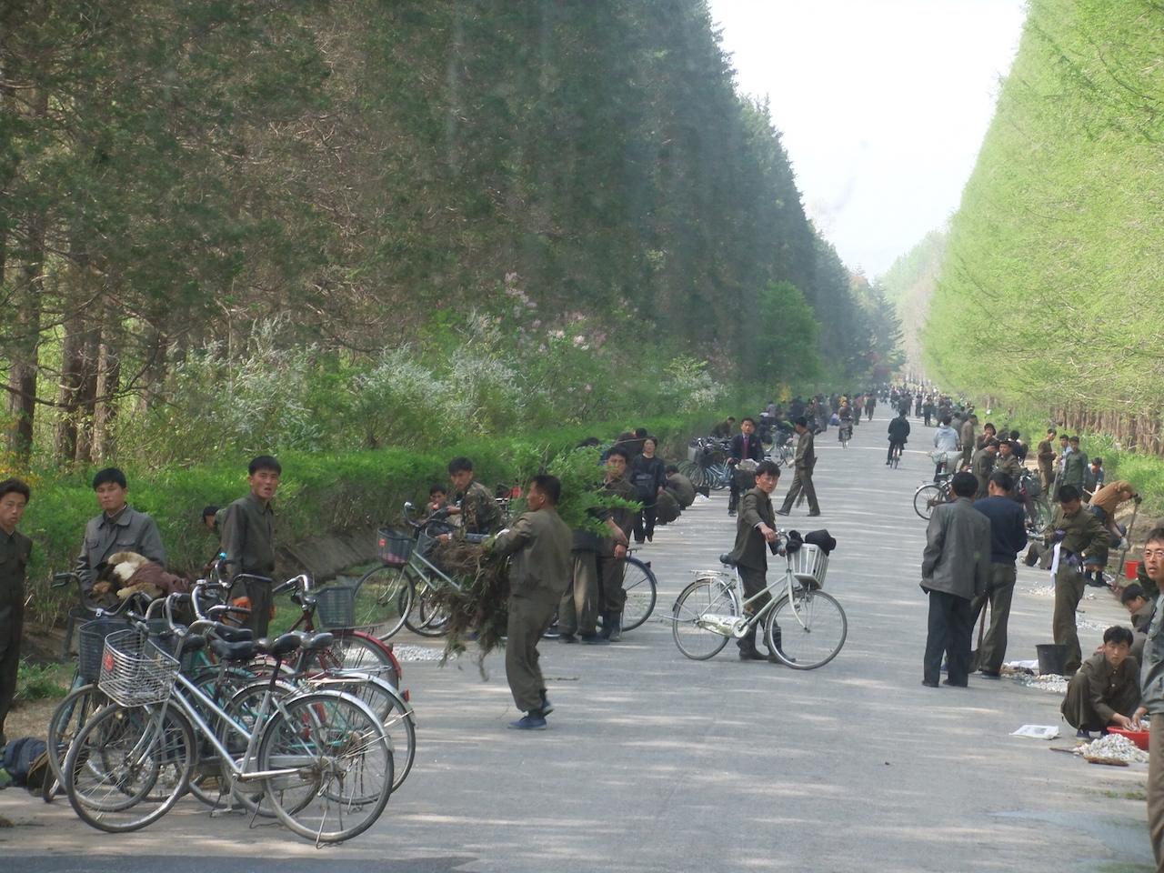 30 april 2012 Wanson – Pyongyang
