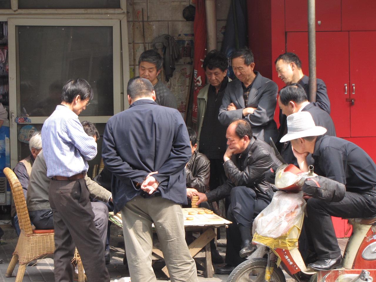23 april 2012 Beijing – nachttrein naar Pyongyang