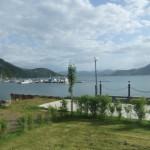 25 juli  2012 Rognan – Trondheim – 63° 26'N 10° 23'E