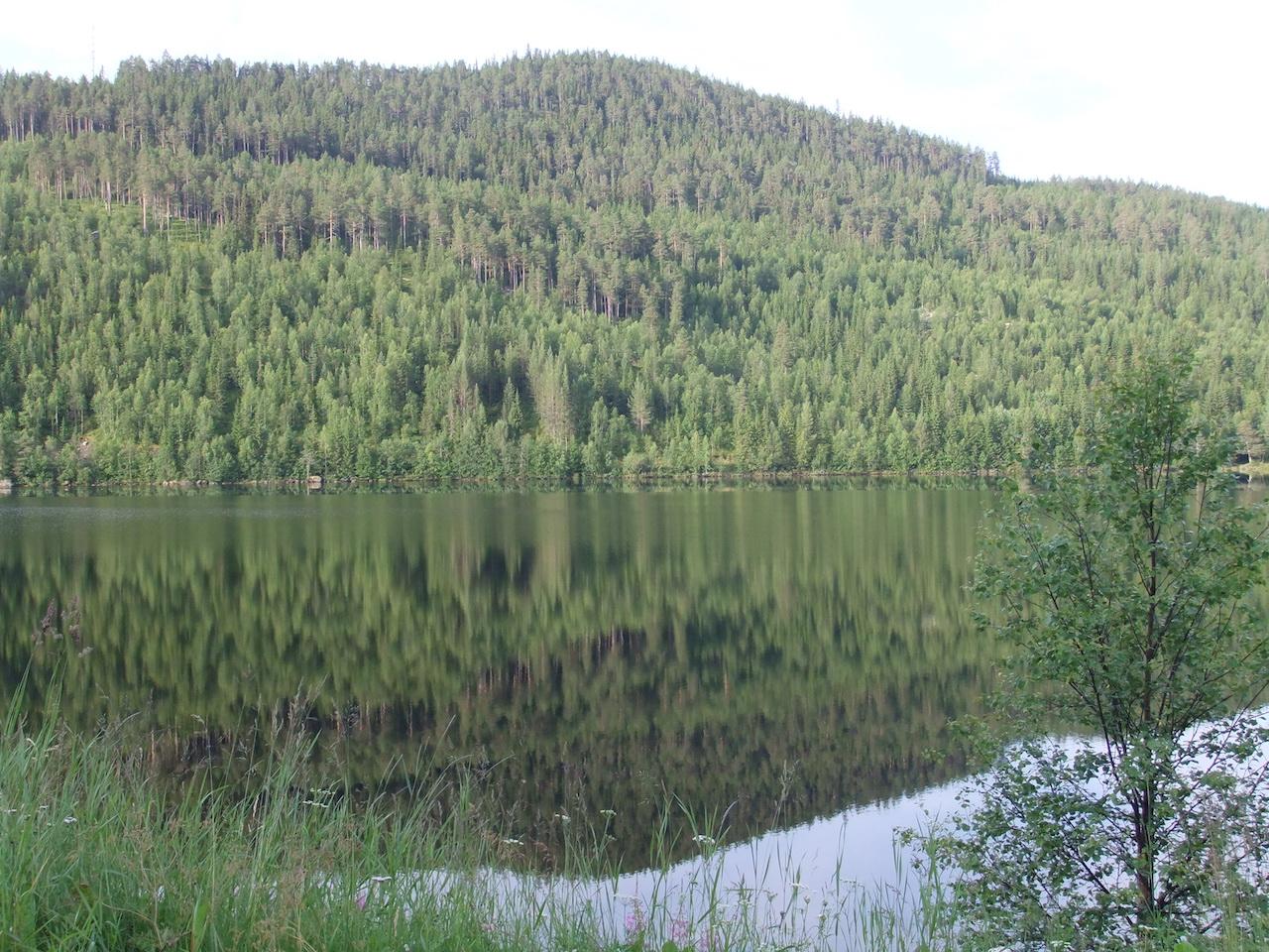 27 juli  2012 Beitostolen – Oslo – 59° 54'N 10° 45'E