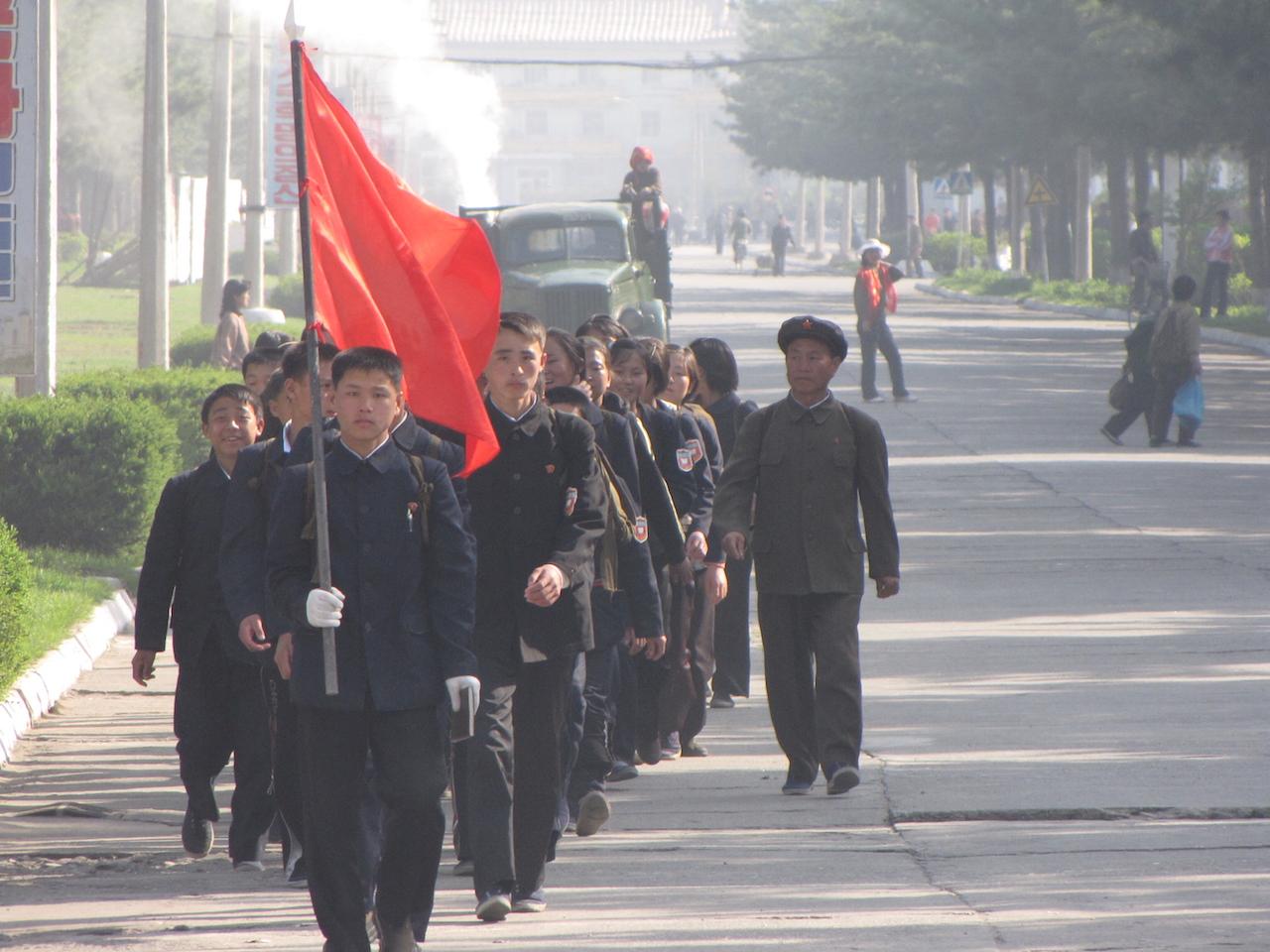 2 mei 2012 Myohyang – Pyongyang