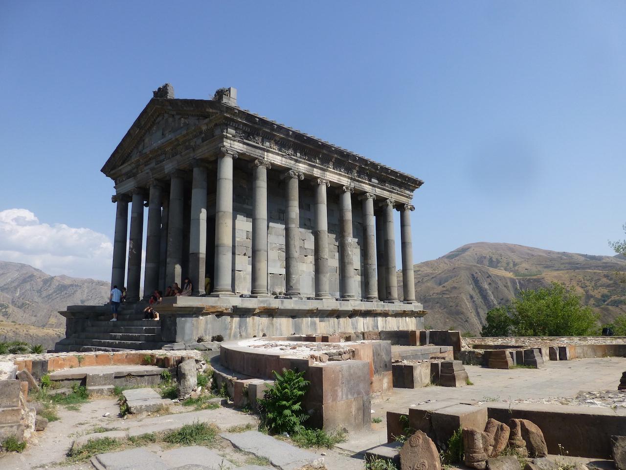 17 augustus 2013 Yerevan