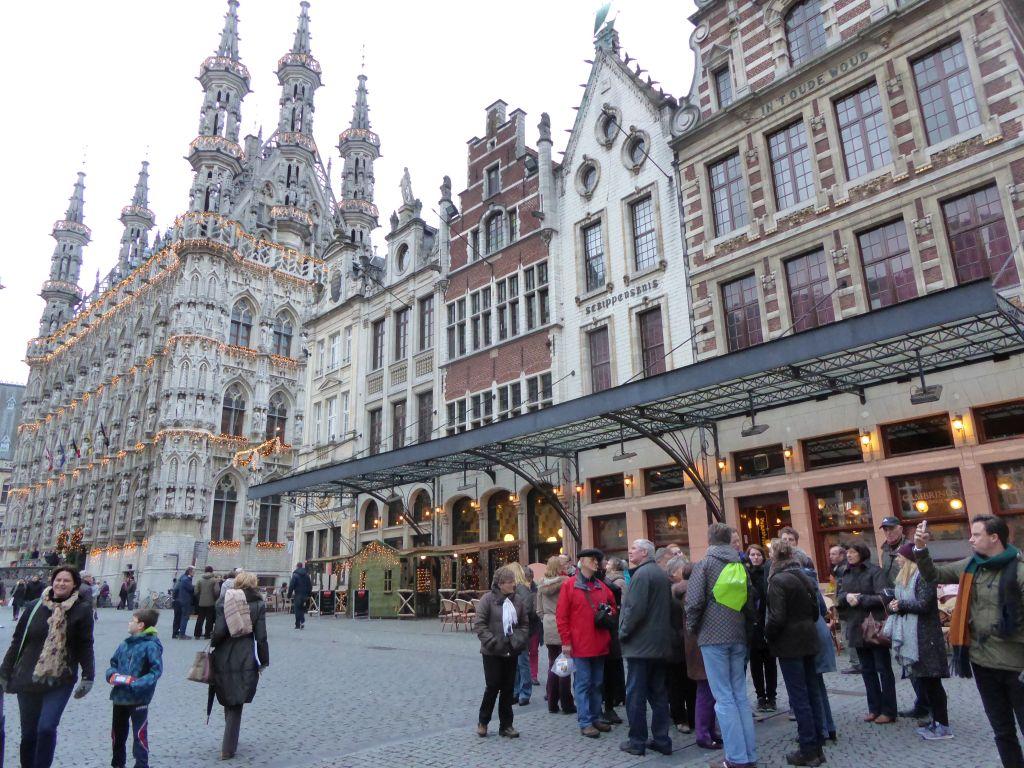 13 december 2014 Tilburg – Leuven