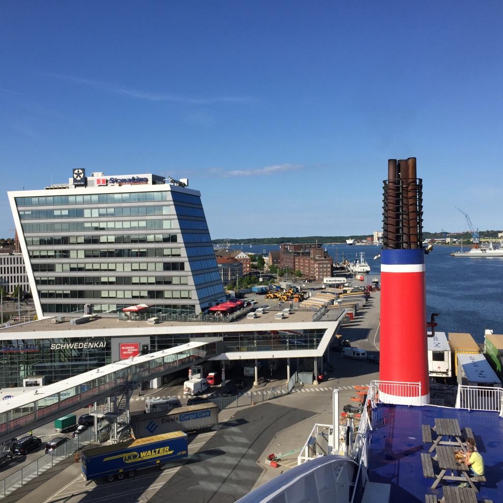 10 juni 2015 Tilburg – Kiel – Göteborg