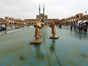 1 mei 2017 Yazd
