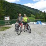 4 juli 2017 Fieberbrunn: fietstocht