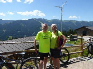 6 juli 2017 Fieberbrunn: bergetappe