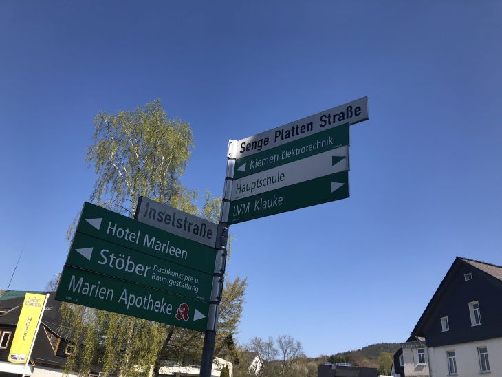 20 april 2019 Tilburg – Siedlinghausen