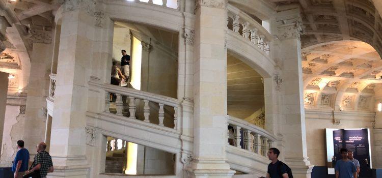 Woensdag 19 juni 2019 bezoek Chambord