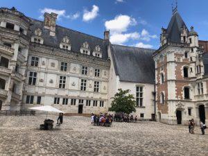 Vrijdag 21 juni 2019 bezoek kasteel Blois